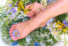 Рецепты для здоровья и красоты ног