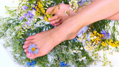 Photo of Рецепты для здоровья и красоты ног