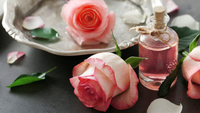 Косметика из роз