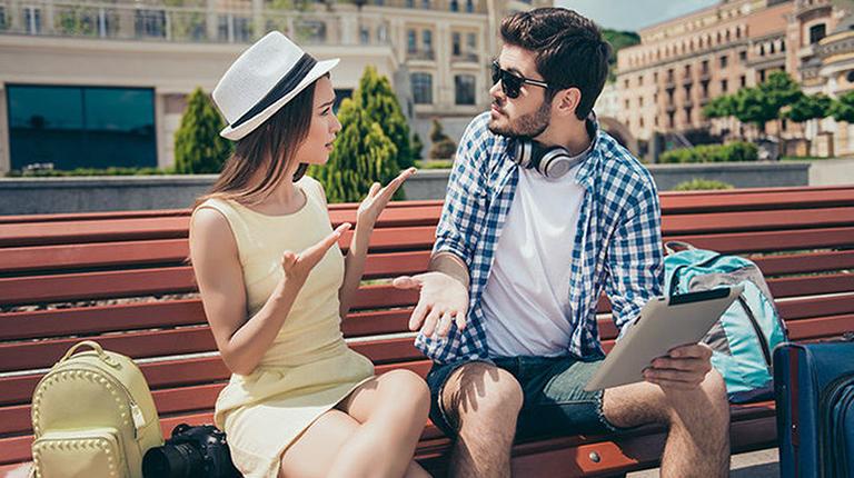 Как избежать ссор во время отпуска?