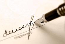 Как определить характер человека по подписи