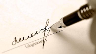 Photo of Как определить характер человека по подписи