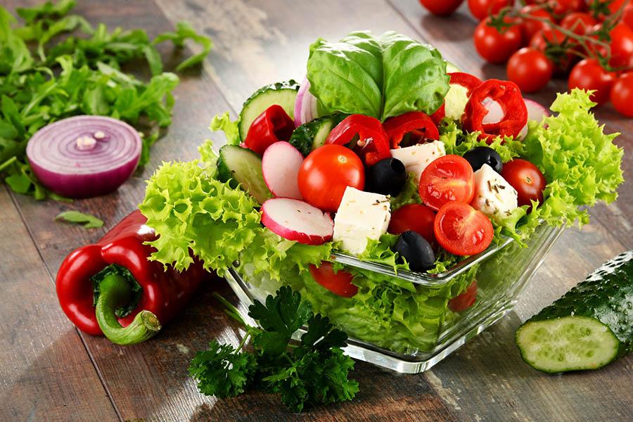 Мини-диета «Овощной светофор»