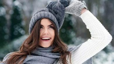 Особенности укладки волос в зимний период