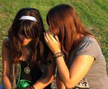 Как испортить отношения с подругой
