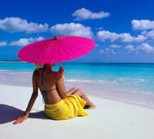 Правила поведения на пляже