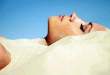 Псаммотерапия (лечение горячими песочными ваннами)