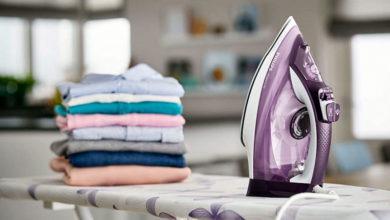 Как утюжить белье правильно