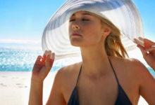 Уход за волосами в жаркое время года