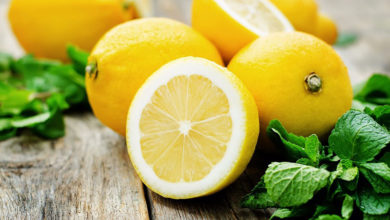 Photo of Лимон в косметических средствах