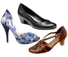 Удобная и красивая женская обувь
