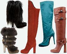 Как ухаживать за зимней обувью