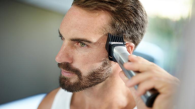 Как подстричь мужчину дома машинкой для стрижки волос