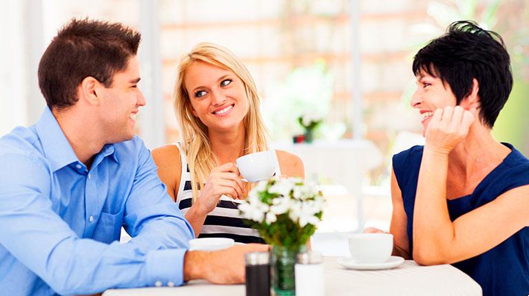 Как наладить отношения с мамой мужа?