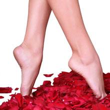 Педикюр-секрет красивых ног