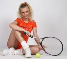 Большой теннис и фитнес