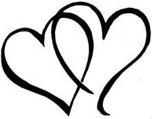 Рисование сердец