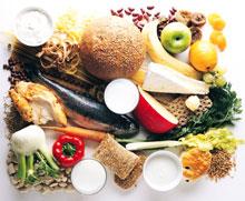Базовая диета для снижения веса