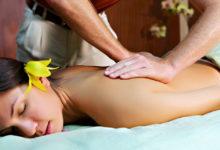 Лечебный массаж шиацу