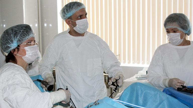 Гинекологические операции: современные методы лечения гинекологических заболеваний