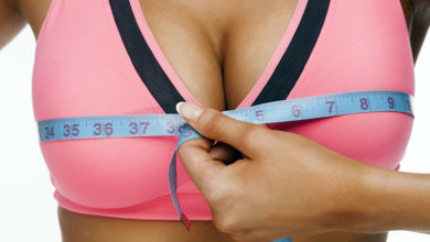 Photo of Как сохранить форму и размер груди при похудении