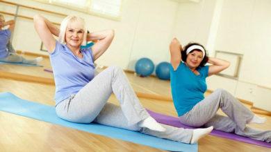 Photo of Гимнастика для женщин среднего возраста
