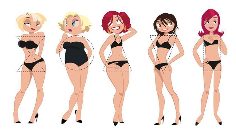 Как выбрать купальник по фигуре?