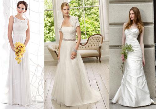 Как выбрать свадебное платьеЖенский журнал «Леди Гламур»