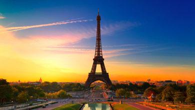 Я спешу в Париж