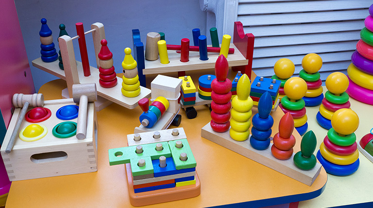 Развивающие игры с детьми
