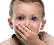 Почему ребенок лжет?