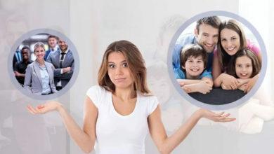 Семья или карьера. Что выбрать?