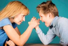 Проблемы в отношениях родителей и детей