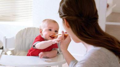 Как правильно кормить ребенка?