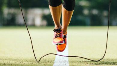 Photo of Комплекс упражнений со скакалкой