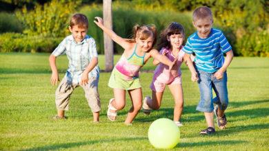 Photo of Подвижные игры с детьми