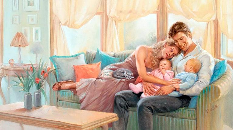 Главный секрет семейного счастья