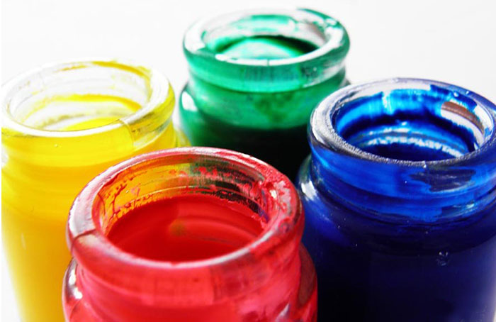 Как сделать пальчиковые краски для малышей своими руками?