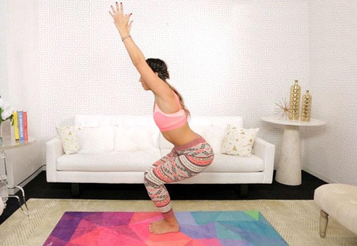 Упражнения для хорошего пищеварения