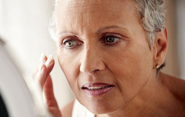 Как замедлить старение кожи в пятьдесят лет