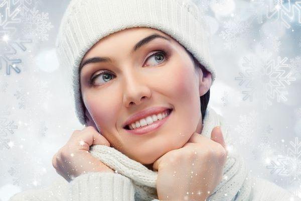 маски для лица зимой