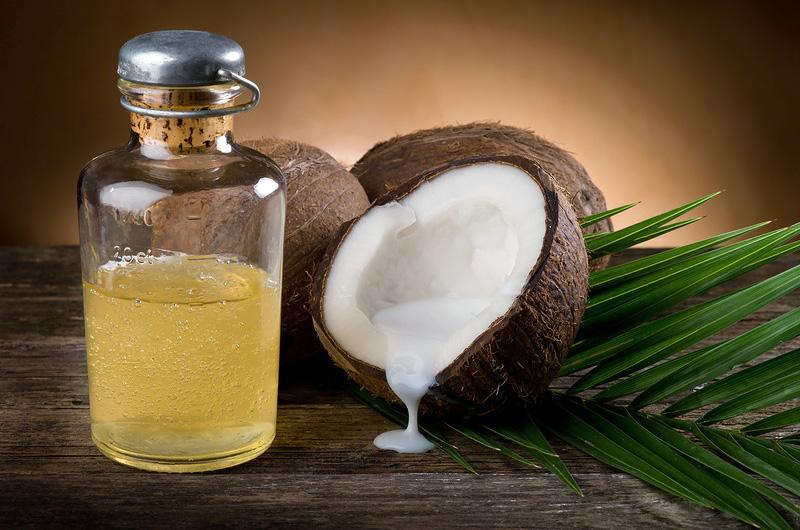 Масло кокоса для защиты кожи от солнца