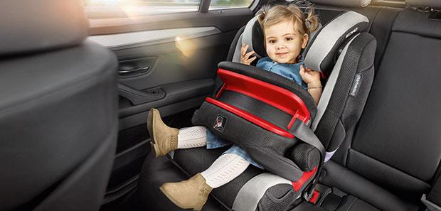 Как выбрать и установить детское автомобильное кресло