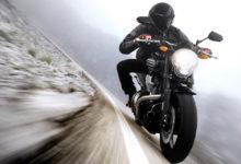 Инстинкт самосохранения мотоциклиста