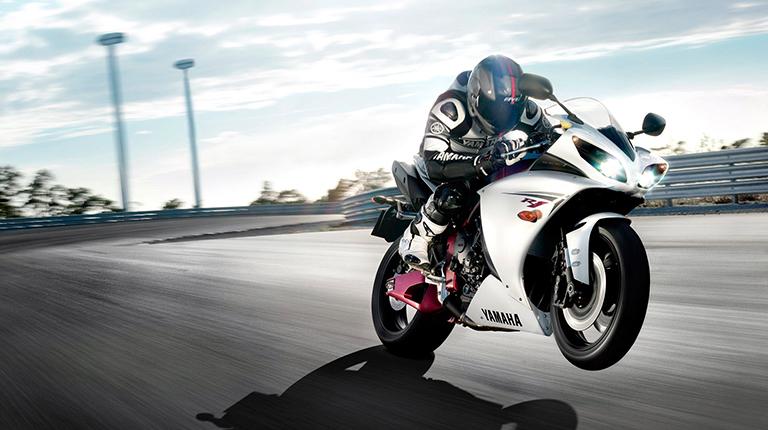 Эффективное вождение мотоцикла