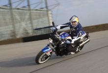 Управление газом при прохождении поворотов на мотоцикле