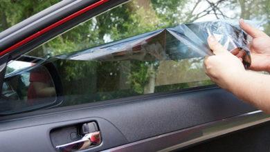Снятие тонировки со стекол самостоятельно