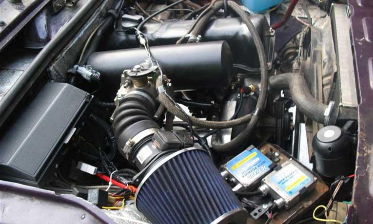 Технический тюнинг автомобиля