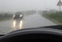 Photo of Безопасное движение в дождь и туман