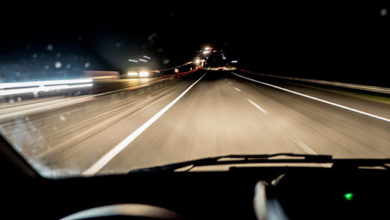 Ночные поездки на автомобиле. Обеспечиваем безопасность